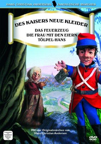 Die fantastischen Märchen von Hans Christian Andersen 1 -- via Amazon Partnerprogramm