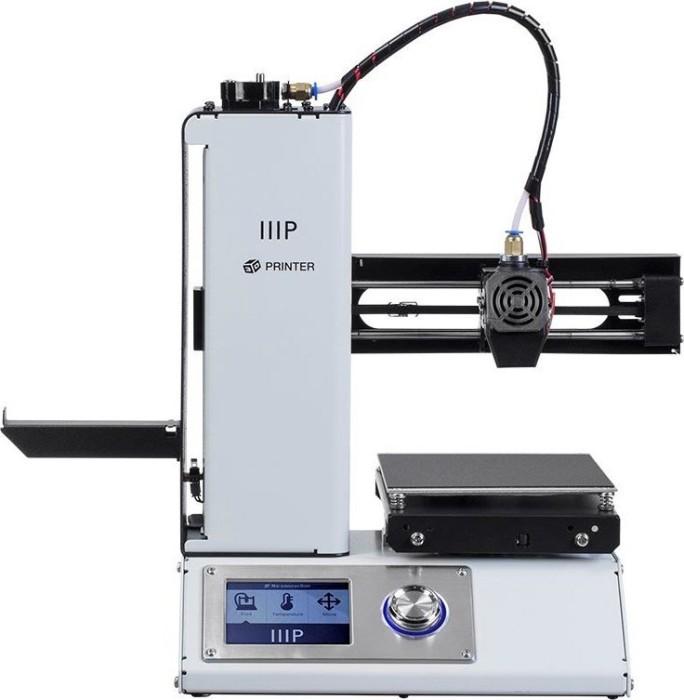 Monoprice MP Select mini 3D Printer V2, white (121872)