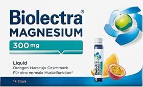 Biolectra Magnesium 300mg Liquid Trinkfläschchen, 14 Stück