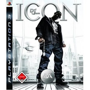 Def Jam Icon (English) (PS3)