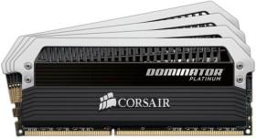 Corsair XMS3 Dominator Platinum DIMM Kit 32GB, DDR3-2400, CL10-12-12-31 (CMD32GX3M4A2400C10)