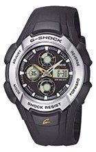 Casio G-Shock G-601-1AVER Total Eclipse