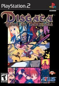 Disgaea: Hour of Darkness (English) (PS2)