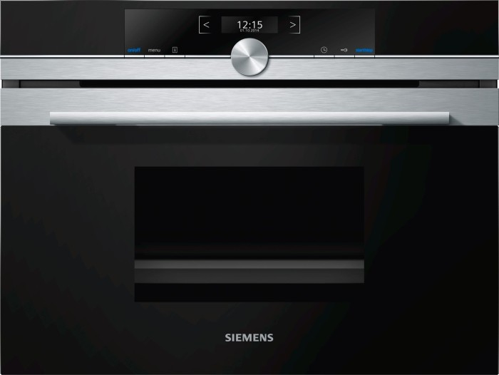 Siemens iQ700 CD634GBS1 Dampfbackofen -- via Amazon Partnerprogramm