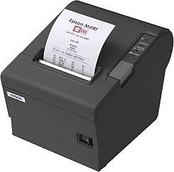 Epson TM-T88IV, serial, black (C31C636366)