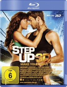 Step Up 3 (3D) (Blu-ray)