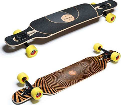 Loaded Boards Tan Tien Complete Longboard Various Colours