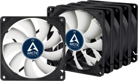 Arctic F9 value pack, 92mm, 5-pack (ACFAN00070A)