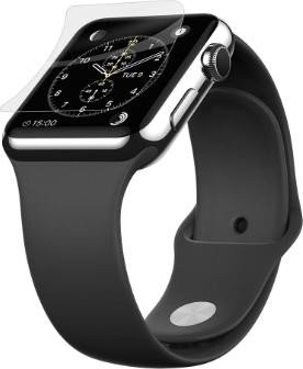 Belkin ScreenForce InvisiGlass für Apple Watch 38mm (F8W714VF)
