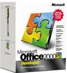 Microsoft: Office 2000 Developer - Update (German) (PC) (549-00276)