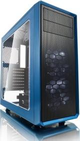 Fractal Design Focus G blau, Acrylfenster (FD-CA-FOCUS-BU-W)