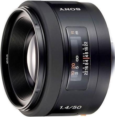 Sony 50mm 1.4 schwarz (SAL-50F14)