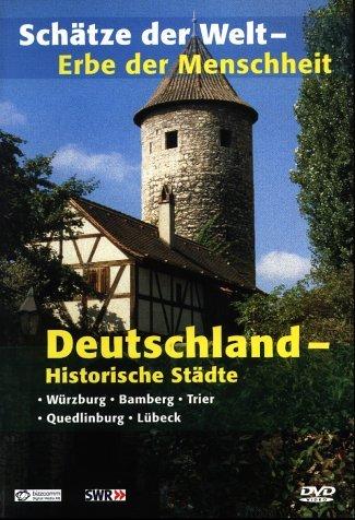 Schätze der Welt: Deutschland - Historische Städte -- via Amazon Partnerprogramm
