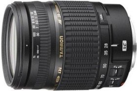 Tamron AF 28-300mm 3.5-6.3 XR Di VC LD Asp IF Makro für Canon EF schwarz (A20E)