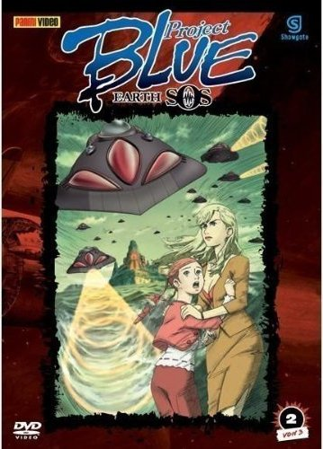 Project Blue Earth SOS Vol. 2 (Folgen 5-8) -- via Amazon Partnerprogramm