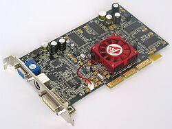 HIS (ENMIC) Excalibur Radeon 9000 Pro, 128MB DDR, DVI, TV-out, AGP (275/275)