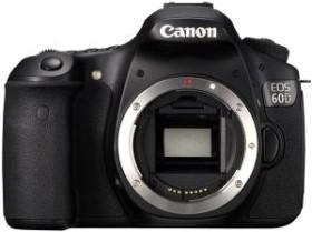 Canon EOS 60D schwarz Body (4460B034)