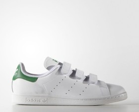 adidas Stan Smith white/green (men) (S75187)