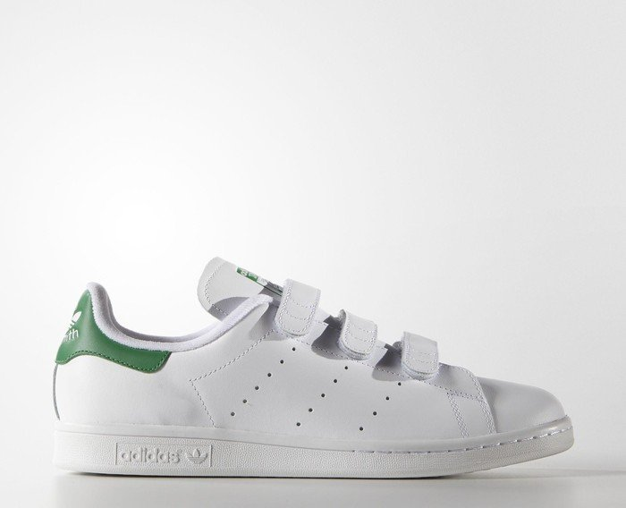 detailed images top brands various colors adidas Stan Smith weiß/grün (Herren) (S75187) ab € 39,07