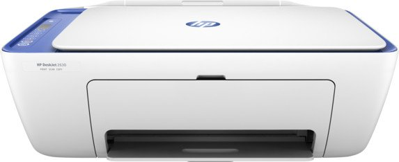 HP DeskJet 2630 All-in-One weiß/blau, Tinte (V1N03B)