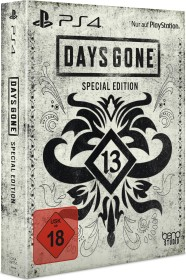 Days Gone - Special Edition (PS4)