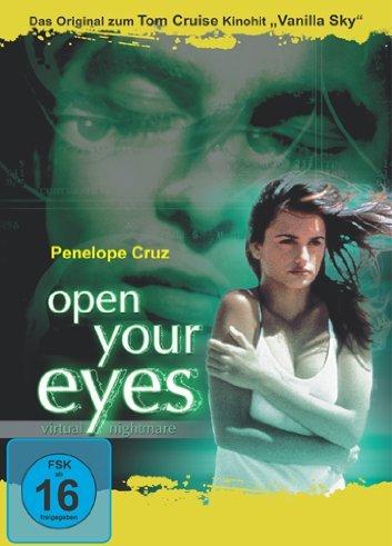 Open Your Eyes - Virtual Nightmare -- via Amazon Partnerprogramm