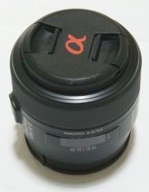 Sony 50mm 2.8 Makro schwarz (SAL-50M28)