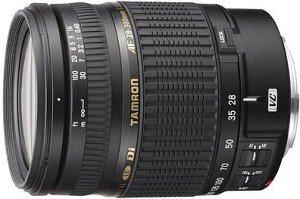 Tamron AF 28-300mm 3.5-6.3 XR Di VC LD Asp IF macro for Nikon F black (A20N)
