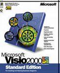 Microsoft: Visio 2000 Standard (PC) (D86-00004)