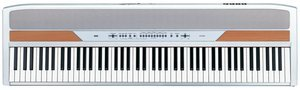 Korg SP-250WS white