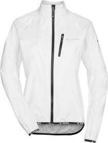 VauDe Drop III Fahrradjacke white uni (Damen) (04964-012)