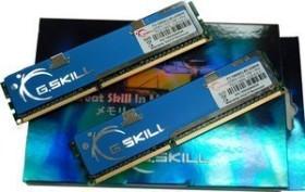 G.Skill Value DIMM Kit 2GB, DDR3-1333, CL8-8-8-21 (F3-10600CL8D-2GBHK)
