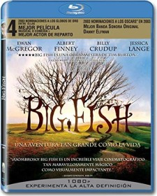 Big Fish (Blu-ray) (UK)