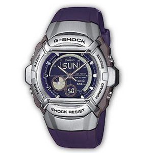 Casio G-Shock G-510-6AVER Purple Leader