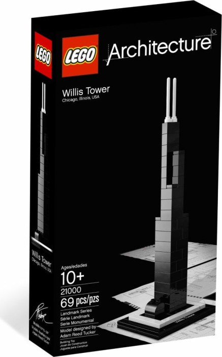 LEGO - Architecture - Willis Tower (21000) -- via Amazon Partnerprogramm