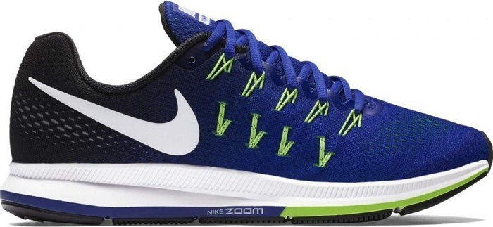 4490511fddfc Nike Air zoom Pegasus 33 concord black electric green white (men ...