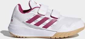 adidas AltaRun ftwr white/bold pink/mid grey (Junior) (BA9420)