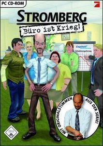 Stromberg - office is Krieg! (German) (PC)