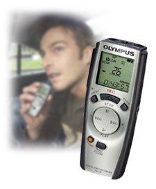 Olympus VN-240 digital voice recorder (N1293522)