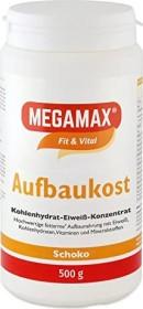 Megamax Aufbaukost Schokolade 500g (03246569)