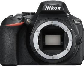Nikon D5600 schwarz Body (VBA500AE)