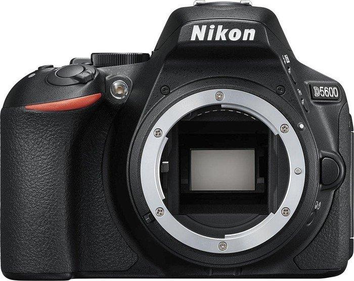 Nikon D5600 black case (VBA500AE)