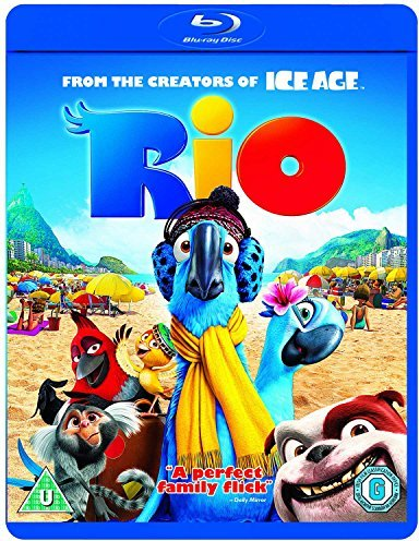 Rio (Blu-ray) (UK) -- via Amazon Partnerprogramm