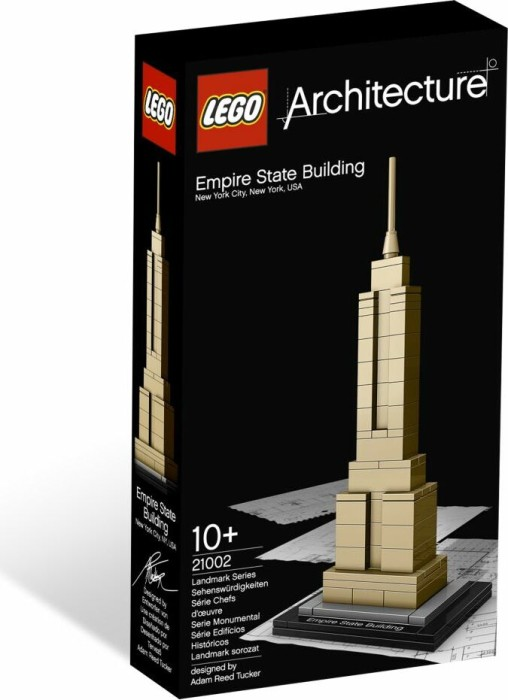 LEGO - Architecture - Empire State Building (21002) -- via Amazon Partnerprogramm