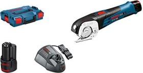 Bosch Professional GUS 12V-300 Cordless Cutter incl. L-Boxx + 2 Batteries 2.0Ah (06019B2904)