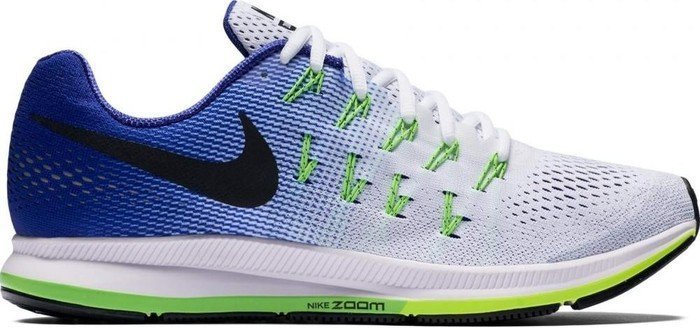 afdf98f3d276 Nike Air zoom Pegasus 33 white electric green concord black (men ...