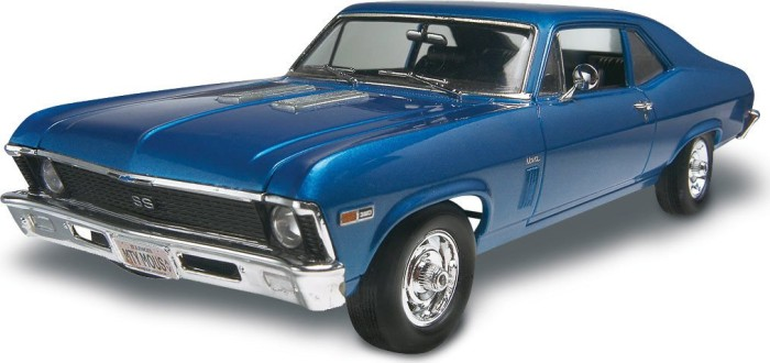 Revell 1969 Chevy Nova SS (12098)