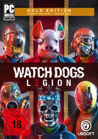 Watch Dogs: Legion - Gold Edition (PC)