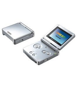 Nintendo Game Boy Advance SP (various colours) (GBA)
