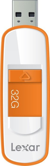 Lexar JumpDrive S75 32GB, USB-A 3.0 (LJDS75-32GABEU)
